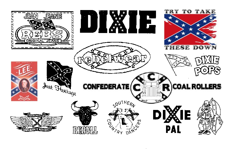 confederateflaglogos